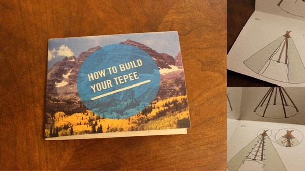 How To Build Your Tepee